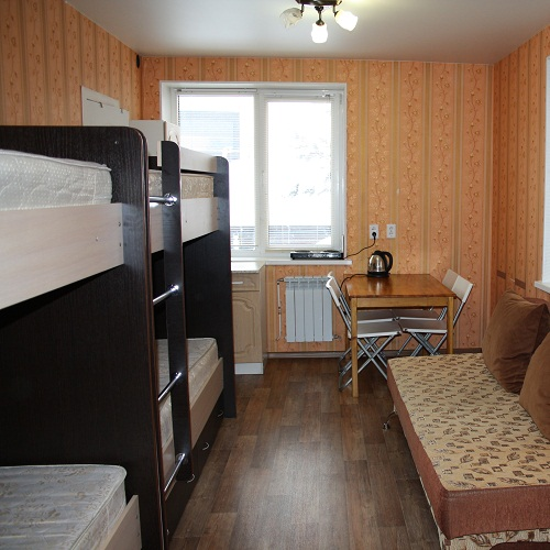 to take a room in Perm